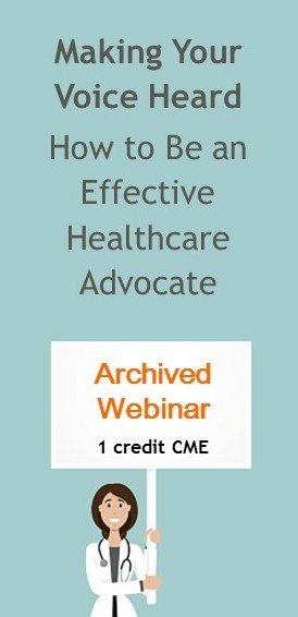 How to be an effective healthcare advocate