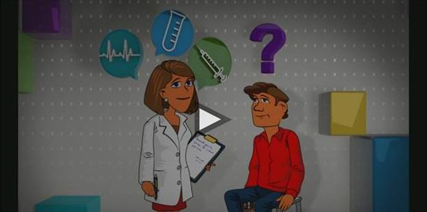 Image of Choosine Wisely video - questions to ask your doctor