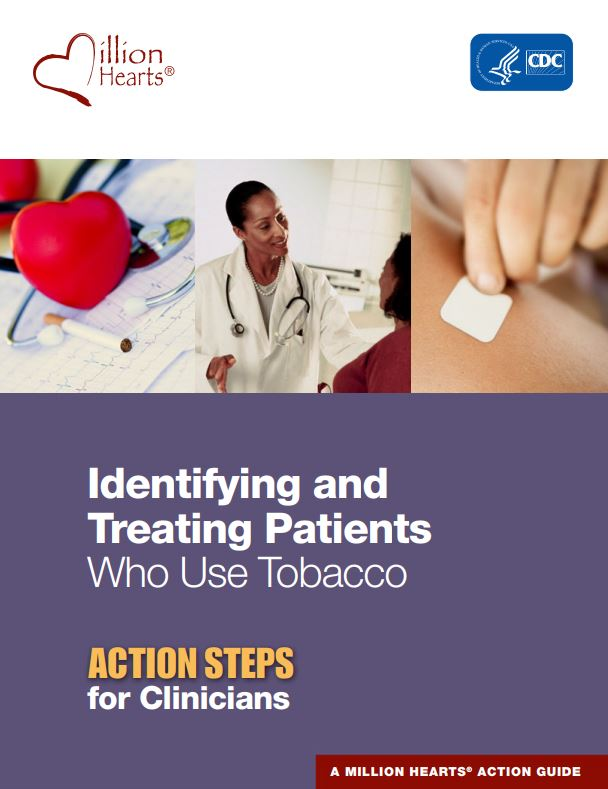 Tobacco Cessaation Action Steps for Physicians